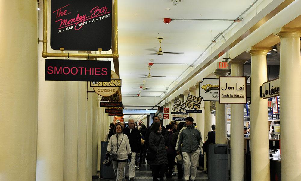 Quincy Market - Anneloes Keunen via Amerika Only