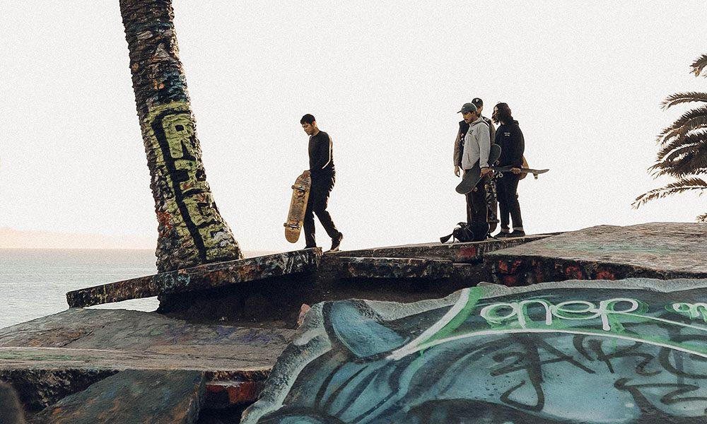 Sunken City - Unsplash