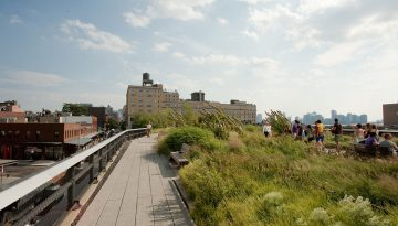 The High Line - Will Steacy via NYC & Company