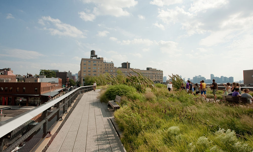 The High Line - Will Steacy via NYC & Company