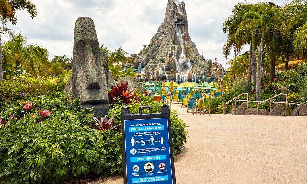 Volcano Bay - Universal Orlando Resort