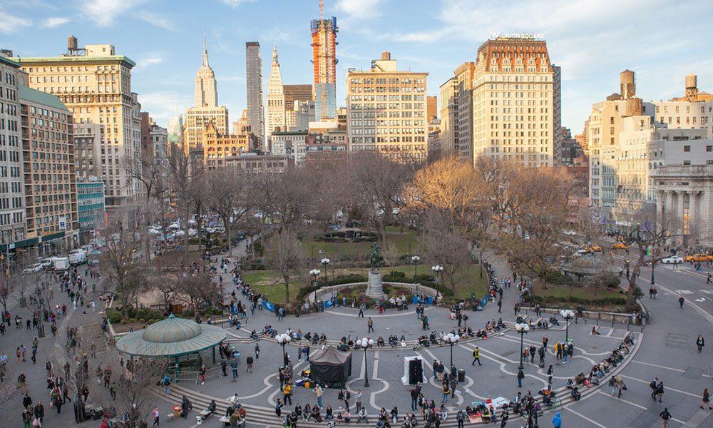 Union Square - Christopher Postlewaite via NYC & Company
