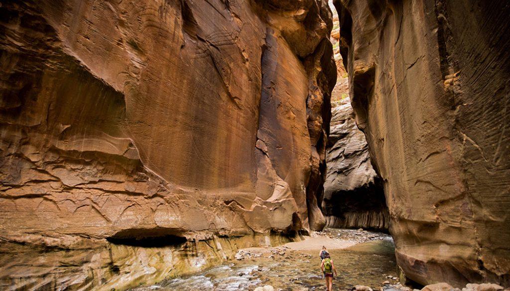 Zion National Park - Unsplash