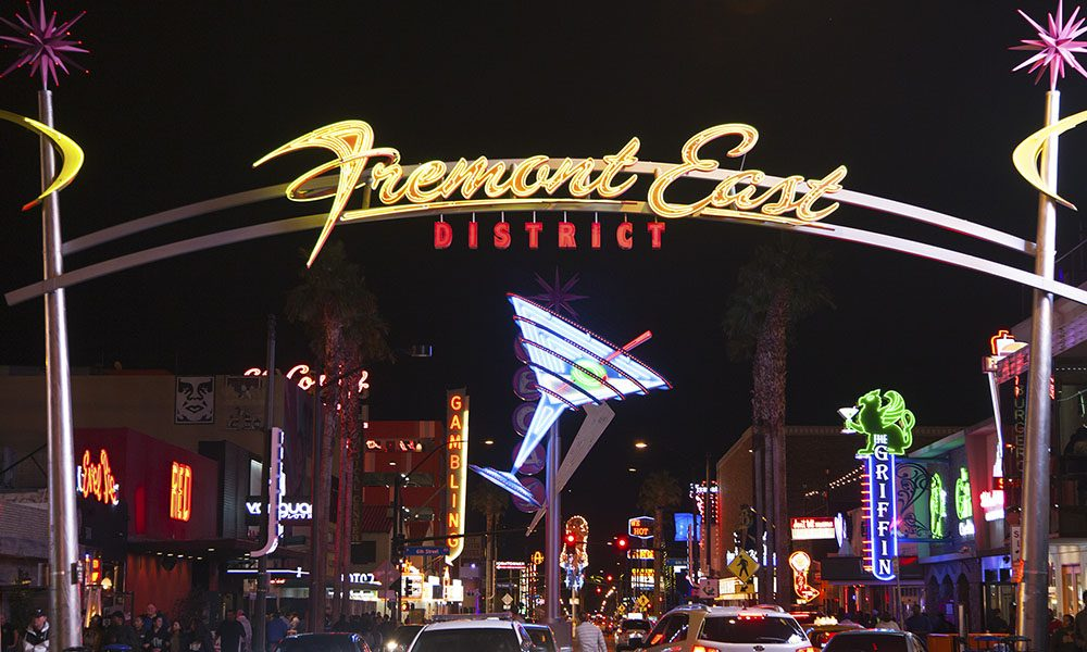 Fremont Street - Travel Nevada