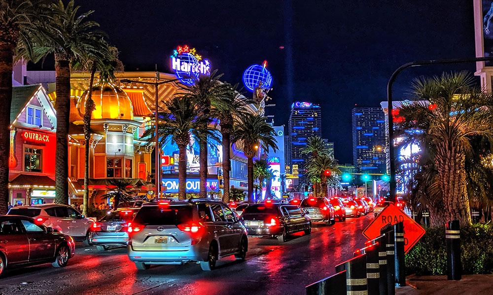 Las Vegas - Unsplash