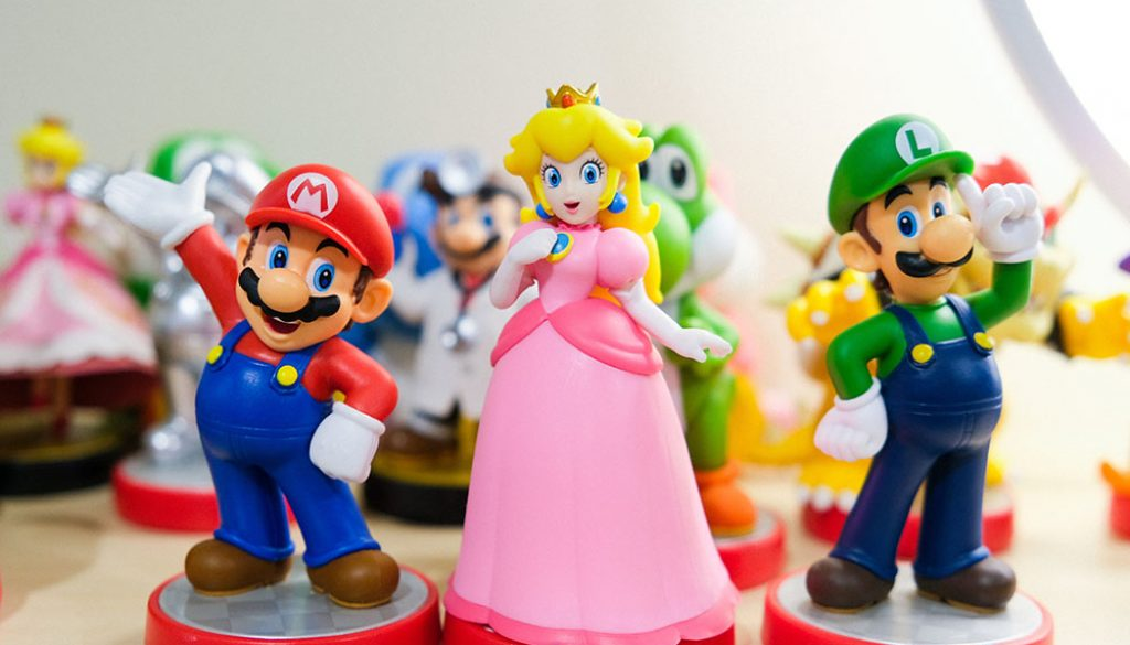 Nintendo - Unsplash
