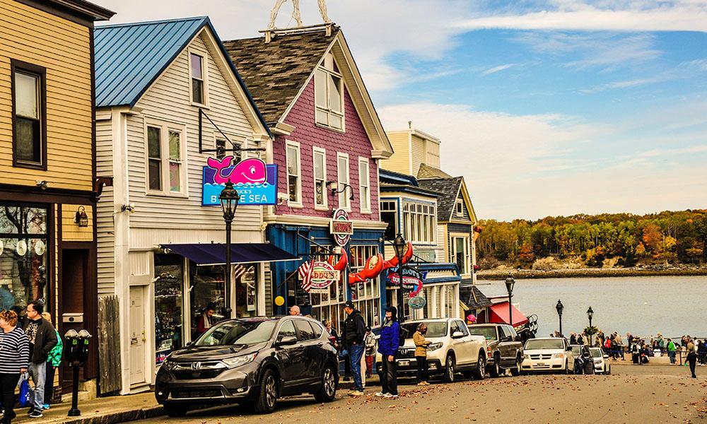 Bar Harbor - Anneloes Keunen via Amerika Only