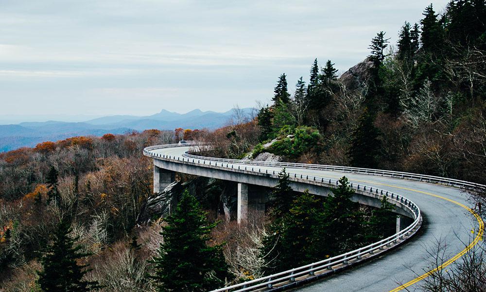 Blue Ridge Parkway - Unsplash