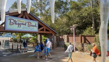 Disney's Blizzard Beach - Kent Philips via WDW News