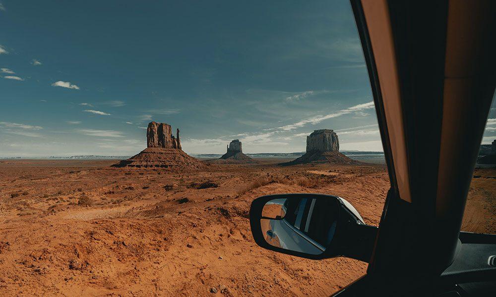 Monument Valley - Unsplash
