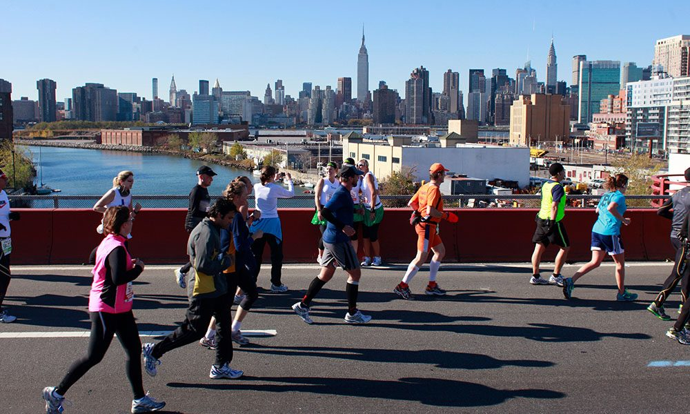 New York City Marathon - Joe Buglewicz via NYC & Company