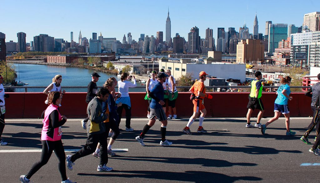 New York City Marathon - Joe Buglewicz via NYC & Company