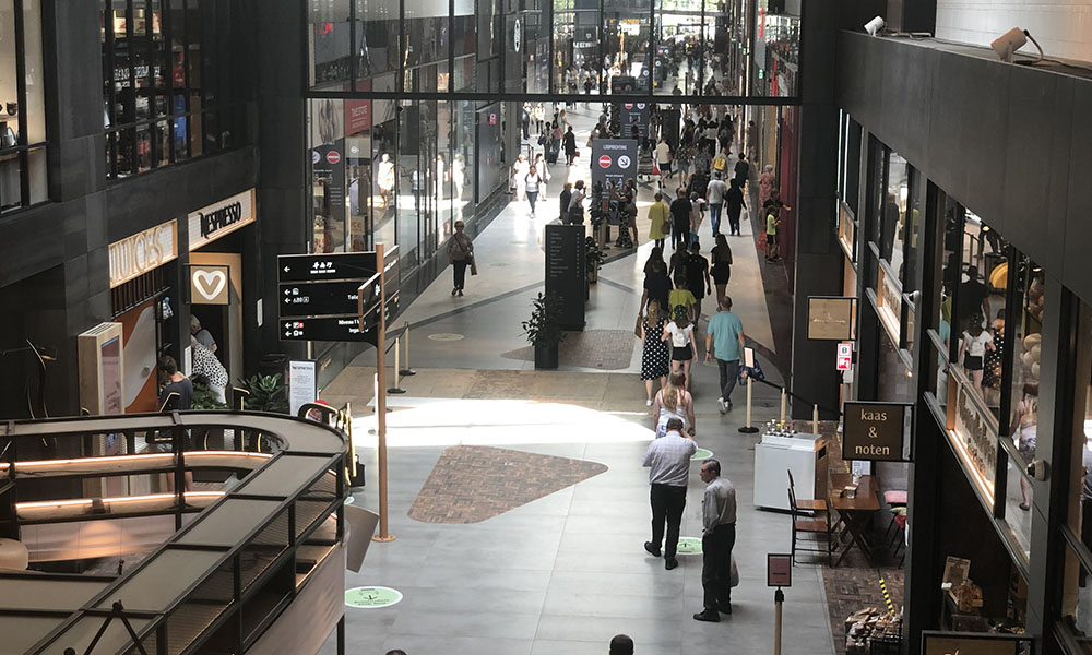 Westfield Mall of the Netherlands - Anneloes Keunen via Amerika Only