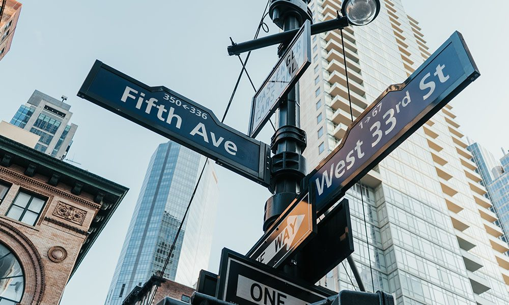 Fifth Avenue - Unsplash