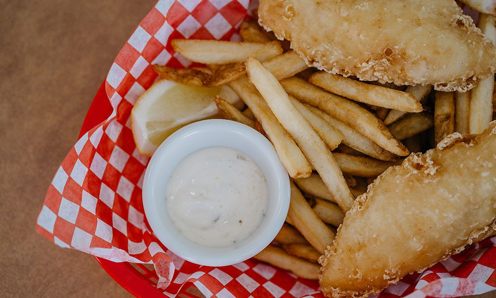 Fish & Chips - Unsplash