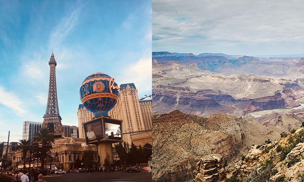 Las Vegas en Grand Canyon National Park - Unsplash