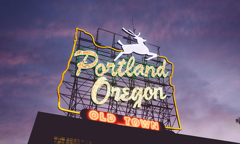 Portland - Unsplash
