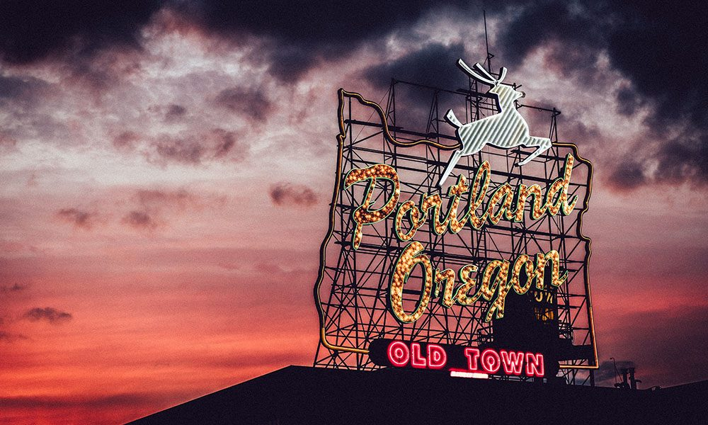 Portland, Oregon - Unsplash