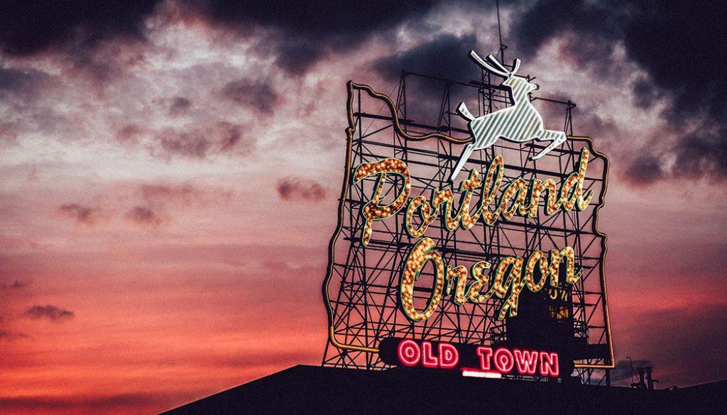 Portland, Oregon - Unsplash