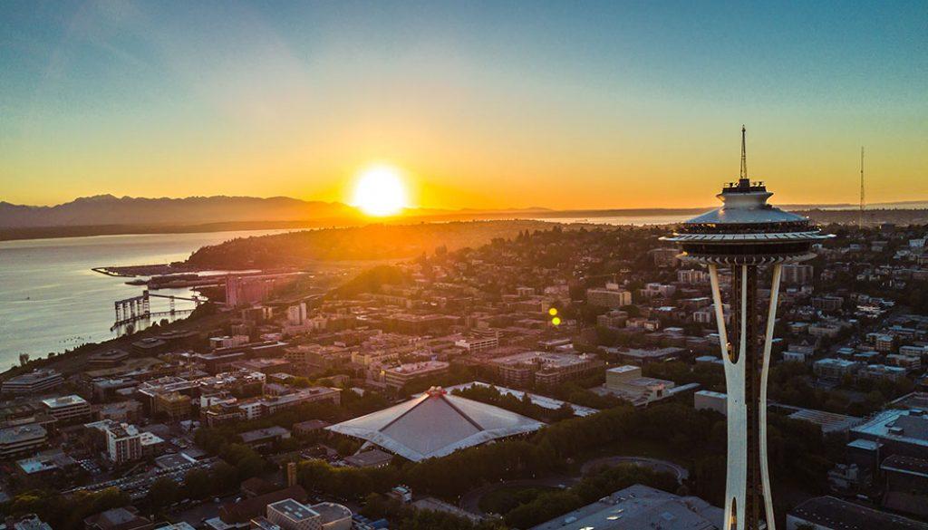 Seattle - Unsplash