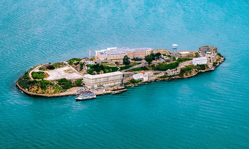 Alcatraz - Unsplash