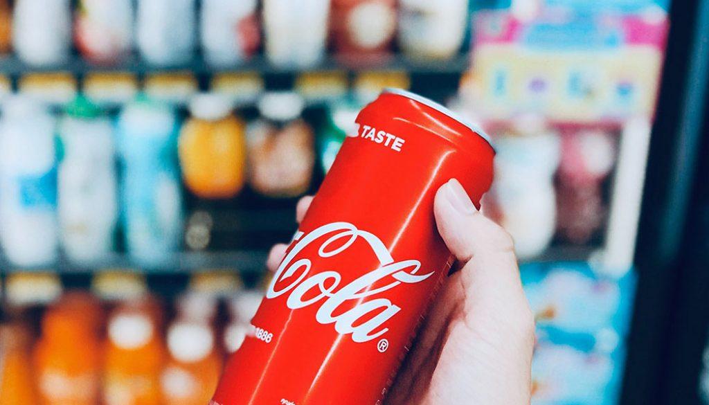 Coca-Cola - Unsplash