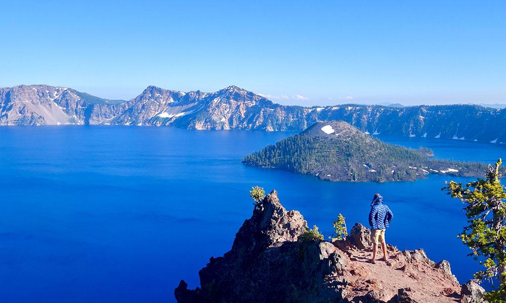 Crater Lake National Park - Unsplash