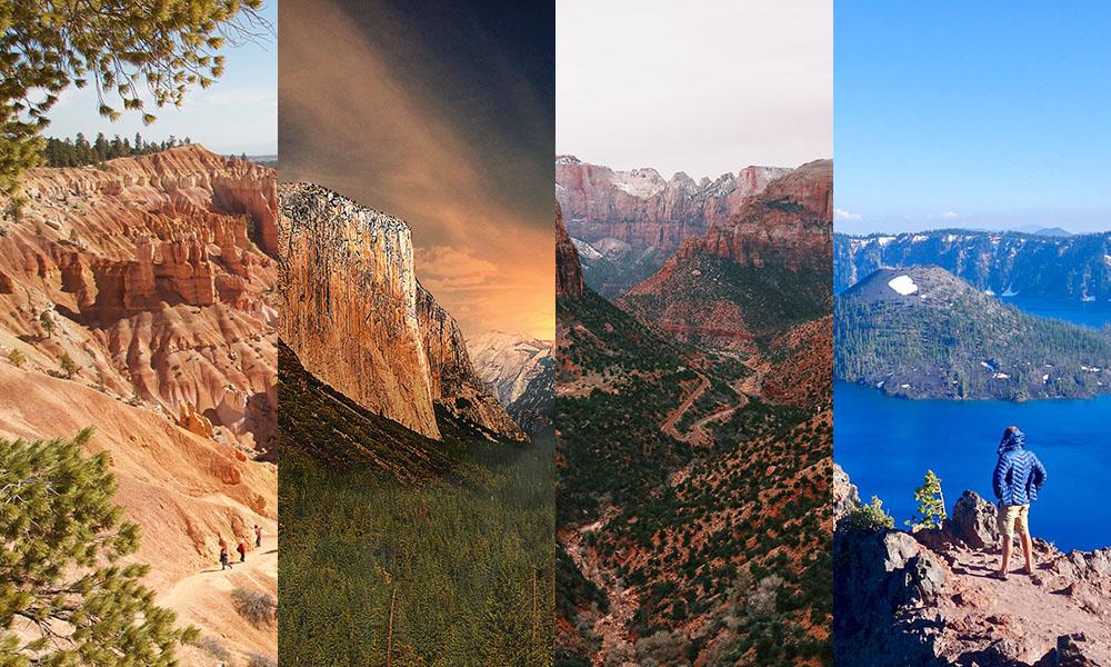 Nationale parken - Unsplash