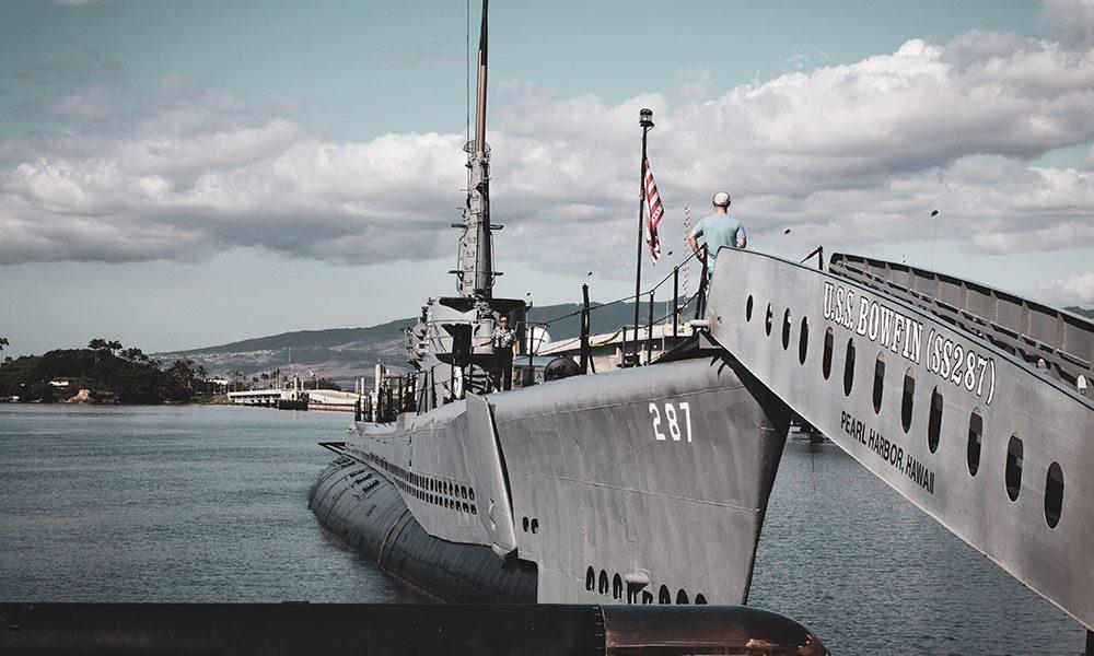 Pearl Harbor - Unsplash