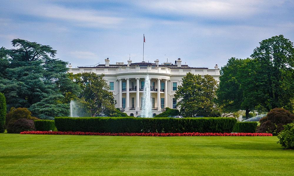 Witte Huis - Unsplash