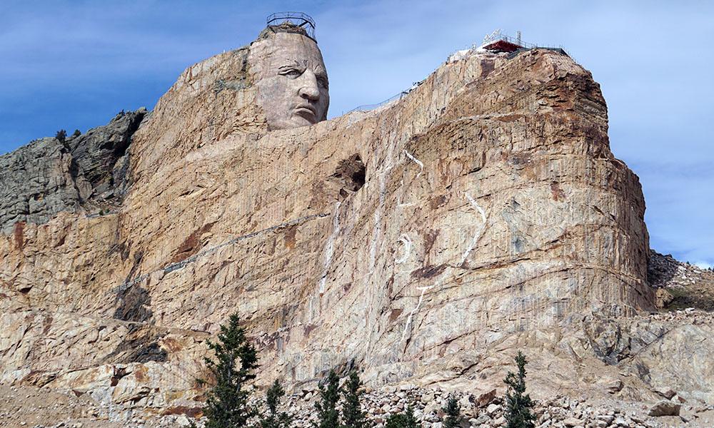 Crazy Horse Memorial - Pixabay