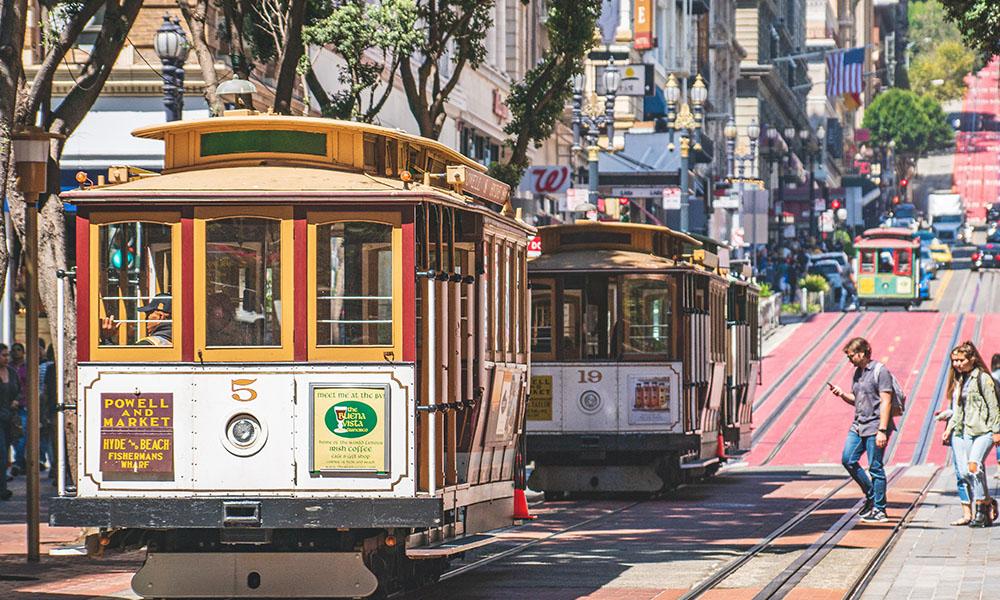 San Francisco - Unsplash