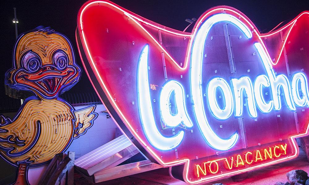 The Neon Museum - Sydney Martinez via Travel Nevada