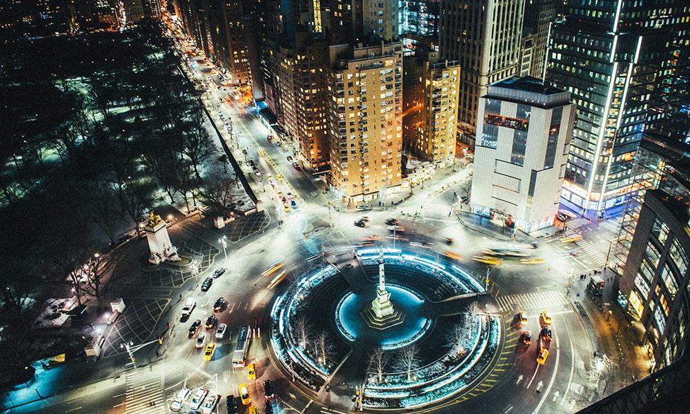 Columbus Circle - Unsplash