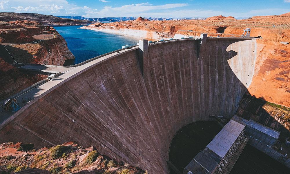Glen Canyon Dam - Unsplash