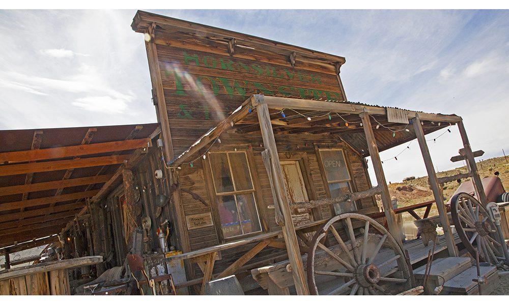 Gold Point - Sydney Martinez via Travel Nevada