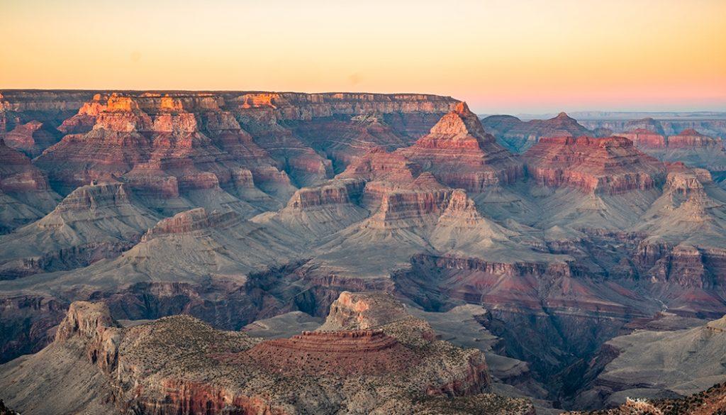 Grand Canyon National Park - Unsplash