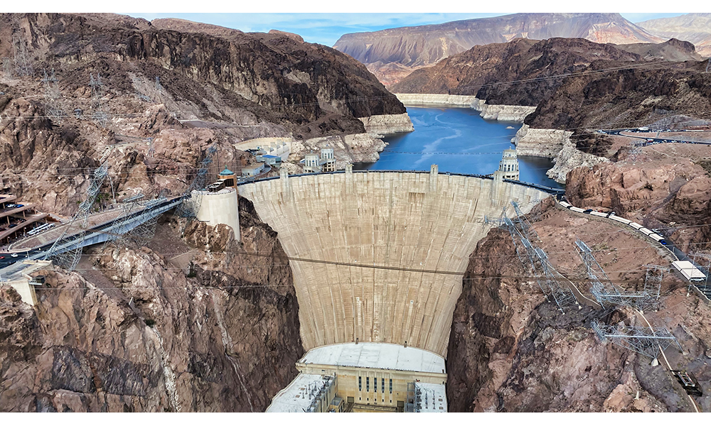 Hoover Dam - Unsplash