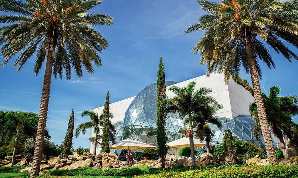 Salvador Dali Museum - 2021 Salvador Dali Museum Inc., St. Petersburg, FL