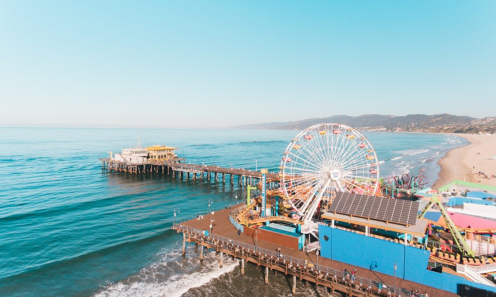 Santa Monica 2 - Unsplash