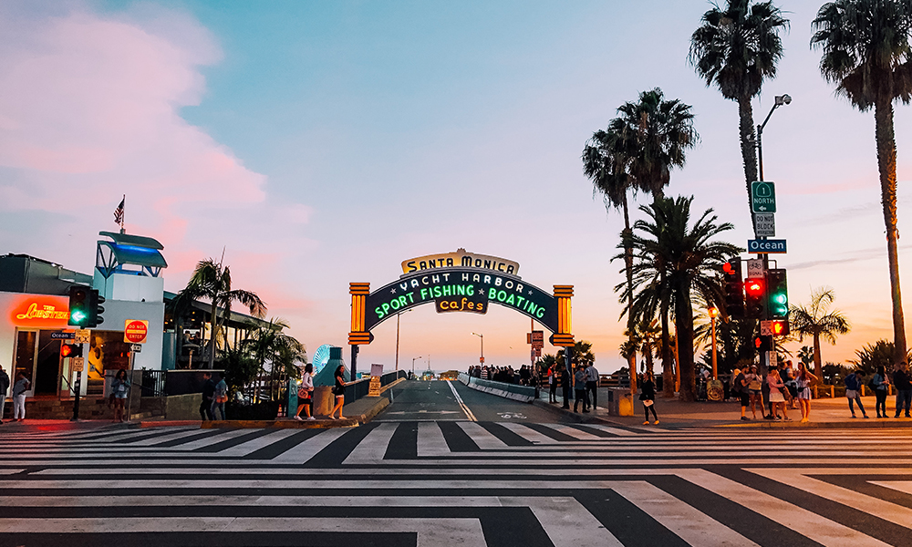 Santa Monica - Unsplash