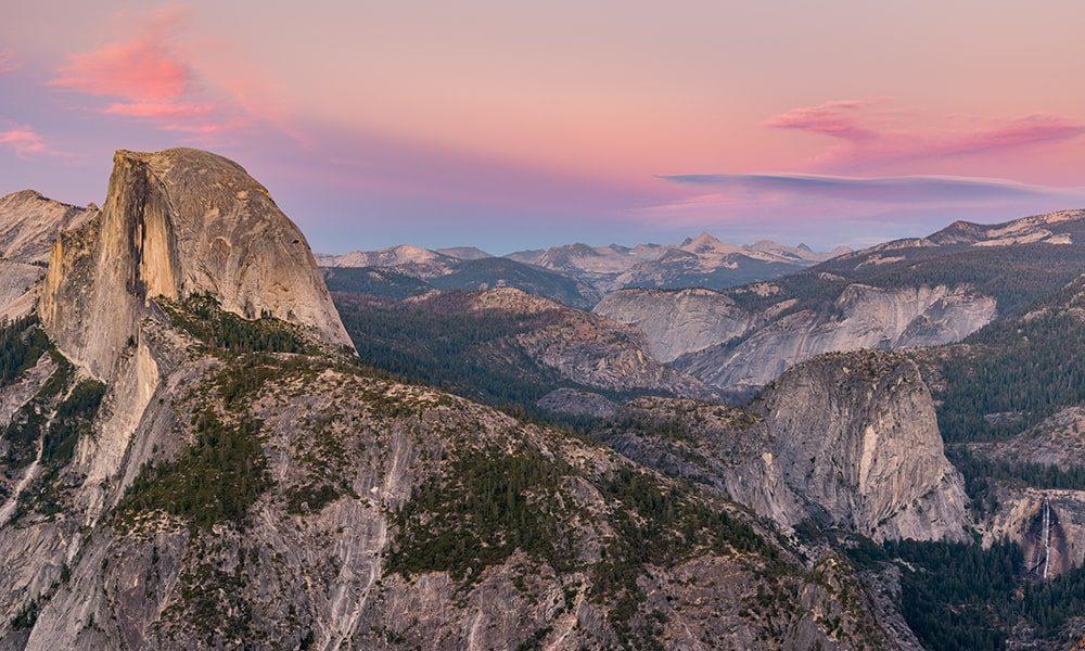 Yosemite National Park - Unsplash