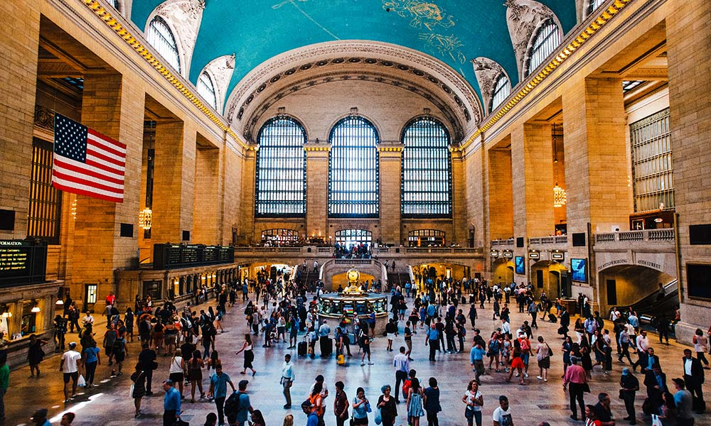 Grand Central Terminal - Unsplash