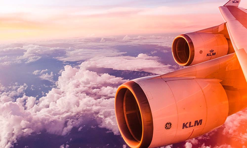 KLM - Unsplash