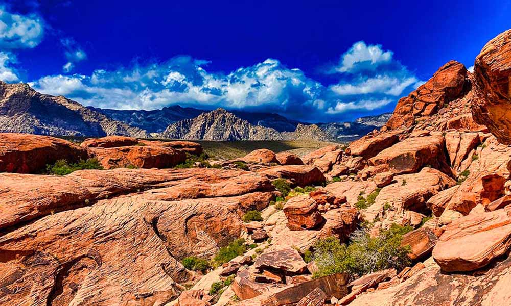 Red Rock Canyon National Conservation Area - Unsplash