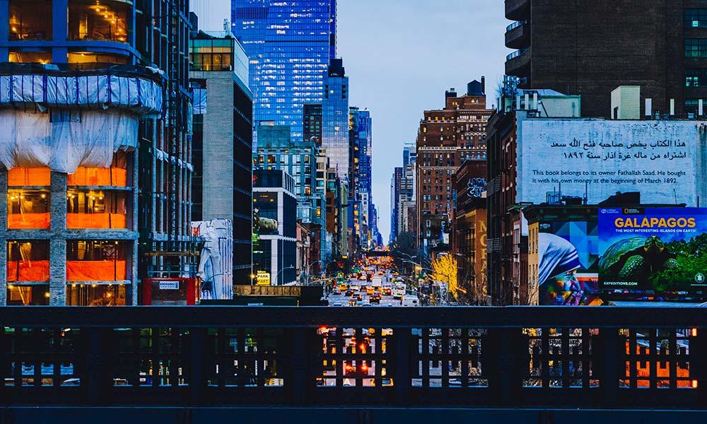 The High Line - Unsplash