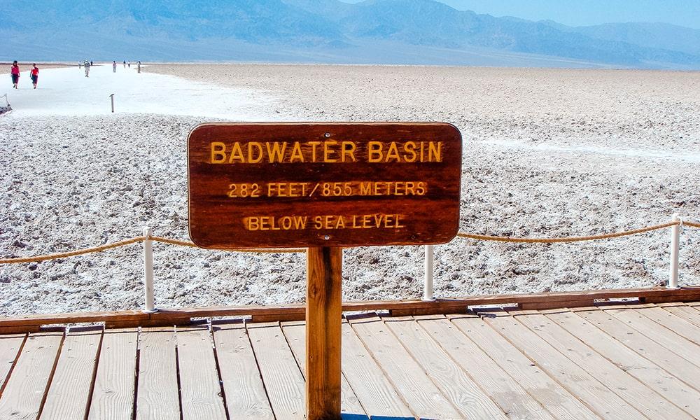 Badwater - Pixabay