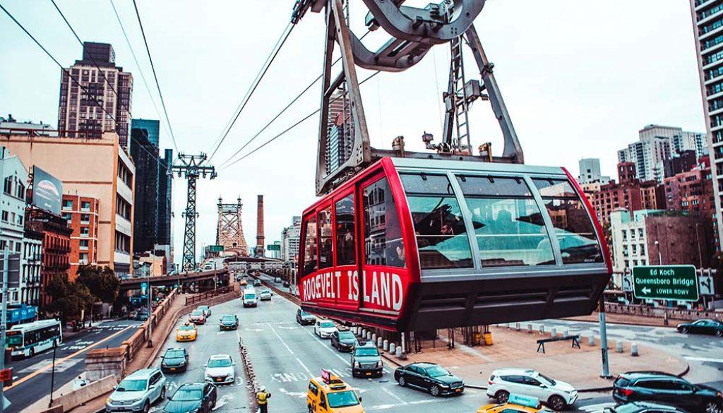 Roosevelt Island Tramway - Unsplash