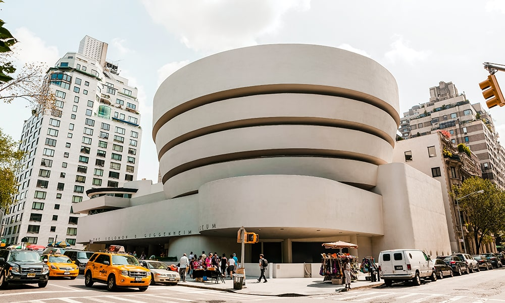 Solomon R. Guggenheim Museum 1 - Unsplash