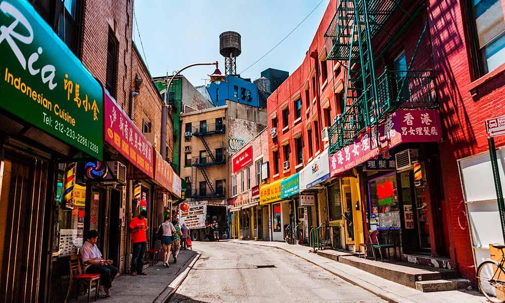 Chinatown - Brittany Petronella via NYC & Company
